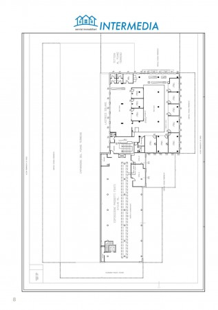Ufficio in vendita a Rozzano, Con giardino, 2400 mq - Foto 3