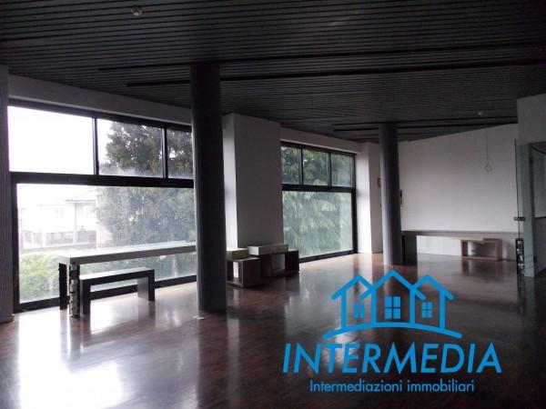 Ufficio in vendita a Rozzano, Con giardino, 2400 mq - Foto 20