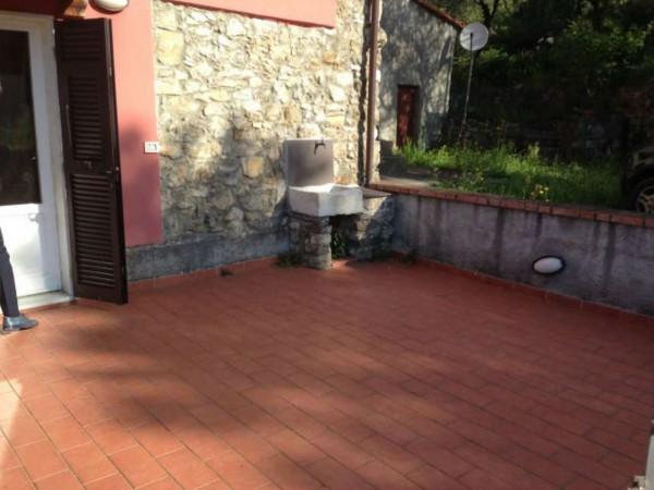Appartamento in vendita a Fosdinovo, Arredato, con giardino, 40 mq - Foto 7