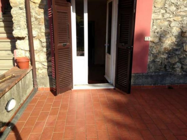 Appartamento in vendita a Fosdinovo, Arredato, con giardino, 40 mq - Foto 5