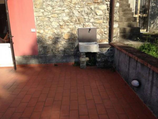 Appartamento in vendita a Fosdinovo, Arredato, con giardino, 40 mq - Foto 4