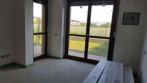 Appartamento in vendita a Muggiò, Confine Monza-muggio', Con giardino, 122 mq - Foto 8