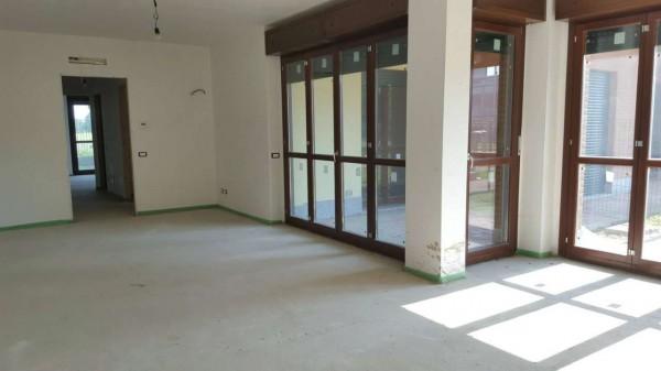 Appartamento in vendita a Muggiò, Confine Monza-muggio', Con giardino, 122 mq - Foto 9