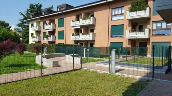 Appartamento in vendita a Muggiò, Confine Monza-muggio', Con giardino, 122 mq - Foto 1