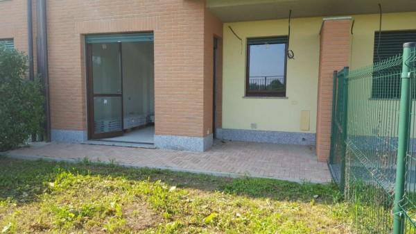 Appartamento in vendita a Muggiò, Confine Monza-muggio', Con giardino, 122 mq - Foto 7