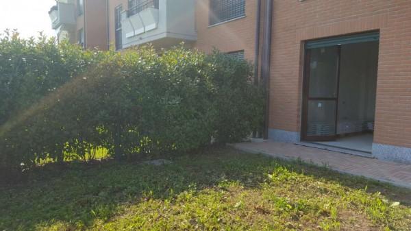 Appartamento in vendita a Muggiò, Confine Monza-muggio', Con giardino, 122 mq - Foto 3