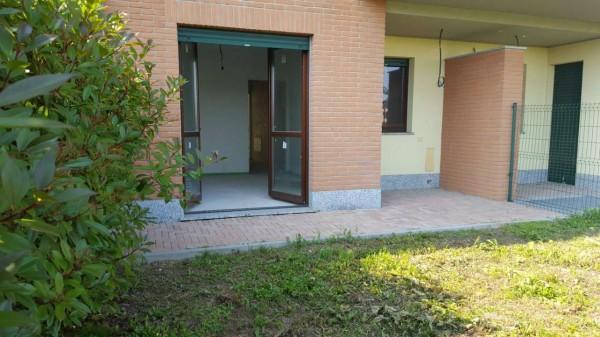 Appartamento in vendita a Muggiò, Confine Monza-muggio', Con giardino, 122 mq - Foto 2