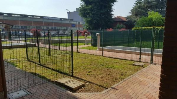 Appartamento in vendita a Muggiò, Confine Monza-muggio', Con giardino, 122 mq - Foto 11