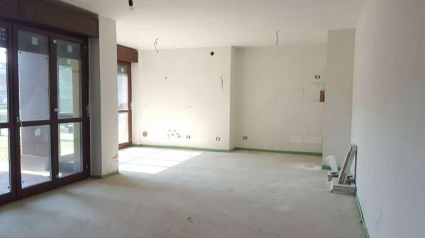 Appartamento in vendita a Muggiò, Confine Monza-muggio', Con giardino, 122 mq - Foto 10