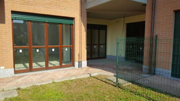 Appartamento in vendita a Muggiò, Confine Monza-muggio', Con giardino, 122 mq - Foto 6