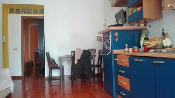 Appartamento in vendita a Torino, Via Borgaro, 50 mq - Foto 8