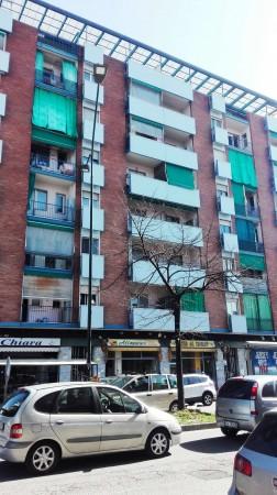 Appartamento in vendita a Torino, Piazza Stampalia, Con giardino, 65 mq