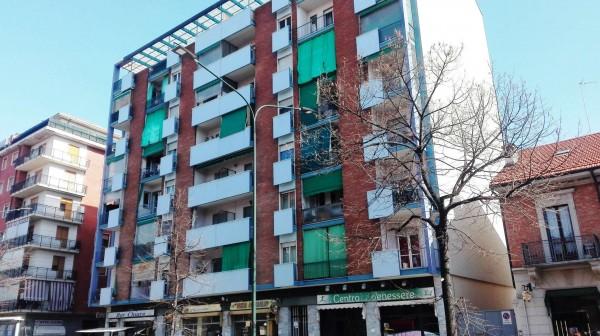 Appartamento in vendita a Torino, Piazza Stampalia, Con giardino, 65 mq - Foto 23
