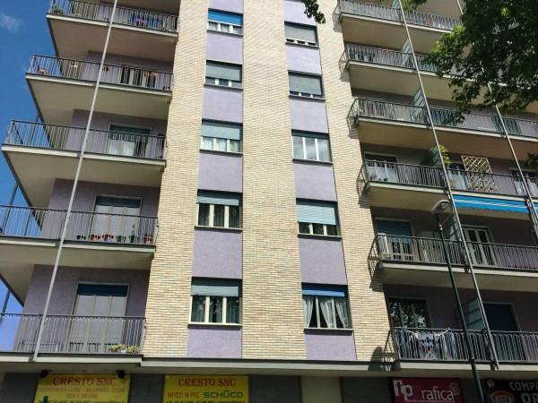Appartamento in vendita a Torino, Via Casteldelfino - Giardini Sospello, Con giardino, 65 mq - Foto 22