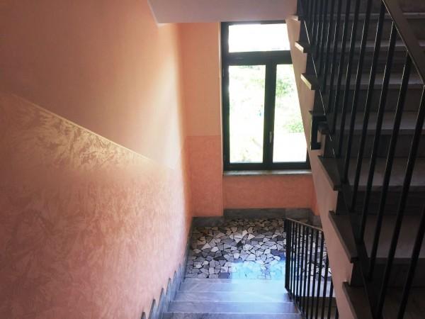 Appartamento in vendita a Torino, Via Casteldelfino - Giardini Sospello, Con giardino, 65 mq - Foto 19