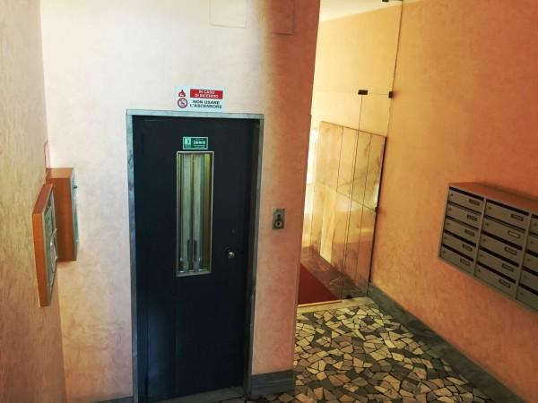 Appartamento in vendita a Torino, Via Casteldelfino - Giardini Sospello, Con giardino, 65 mq - Foto 20