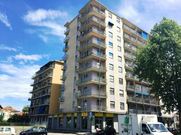 Appartamento in vendita a Torino, Via Casteldelfino - Giardini Sospello, Con giardino, 65 mq