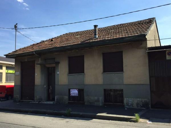 Casa indipendente in vendita a Torino, Madonna Di Campagna, 200 mq - Foto 1