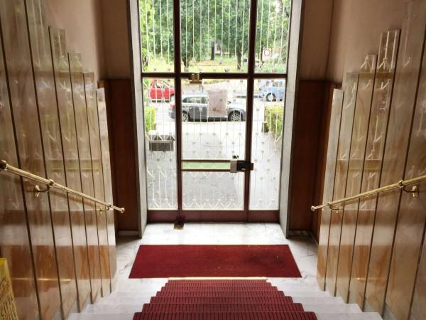 Appartamento in vendita a Torino, Piazza Ruggero Bonghi - Via Saorgio, Con giardino, 90 mq - Foto 22