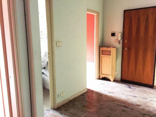 Appartamento in vendita a Torino, Piazza Ruggero Bonghi - Via Saorgio, Con giardino, 90 mq - Foto 20