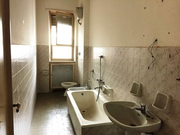 Appartamento in vendita a Torino, Piazza Ruggero Bonghi - Via Saorgio, Con giardino, 90 mq - Foto 10
