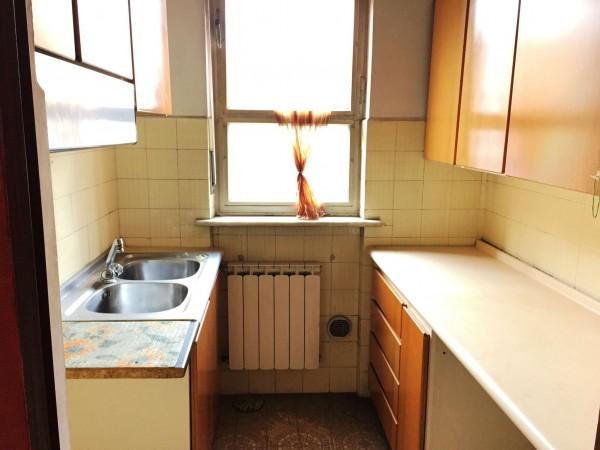 Appartamento in vendita a Torino, Piazza Ruggero Bonghi - Via Saorgio, Con giardino, 90 mq - Foto 16