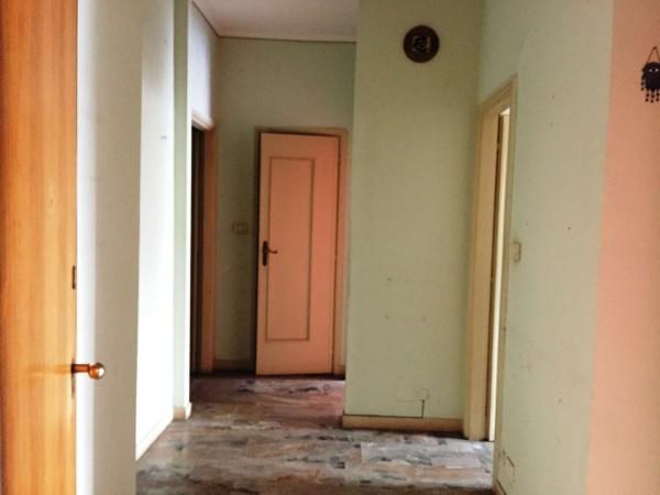 Appartamento in vendita a Torino, Piazza Ruggero Bonghi - Via Saorgio, Con giardino, 90 mq - Foto 21