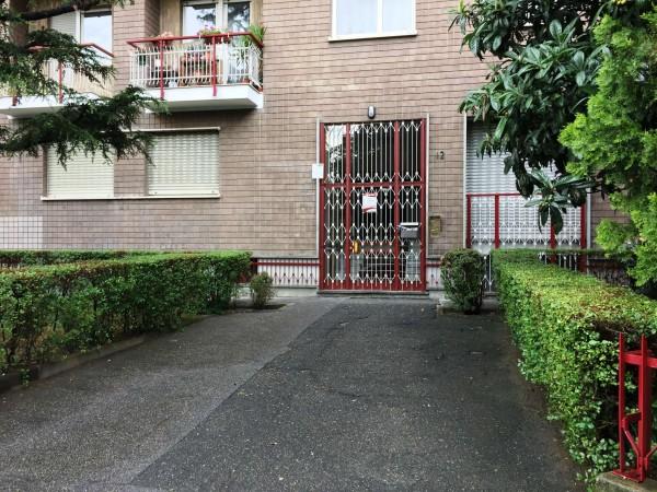 Appartamento in vendita a Torino, Piazza Ruggero Bonghi - Via Saorgio, Con giardino, 90 mq - Foto 5