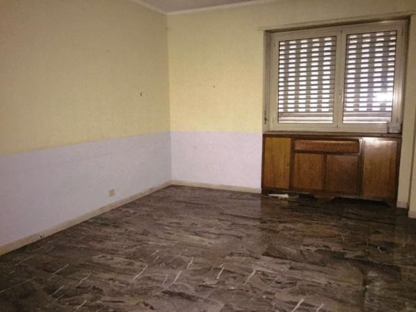 Appartamento in vendita a Torino, Piazza Ruggero Bonghi - Via Saorgio, Con giardino, 90 mq - Foto 12