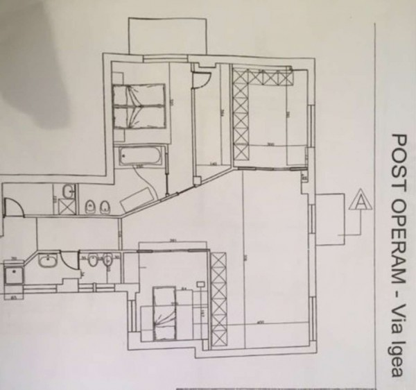 Appartamento in vendita a Roma, Camilluccia - Balduina, 125 mq - Foto 2