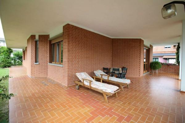 Villa in vendita a Caselette, Villaggio, Con giardino, 415 mq - Foto 9