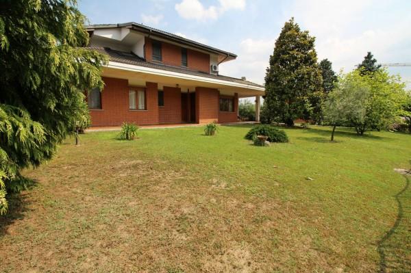 Villa in vendita a Caselette, Villaggio, Con giardino, 415 mq - Foto 6