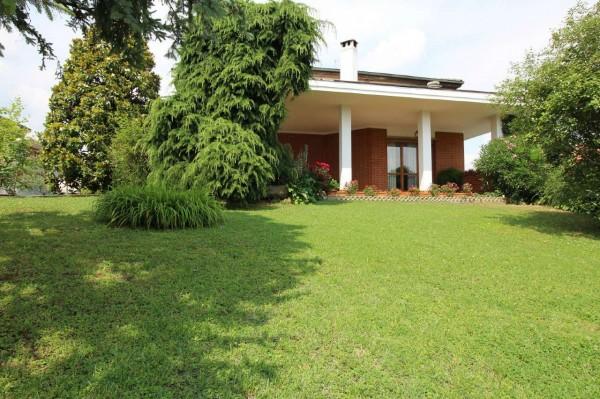 Villa in vendita a Caselette, Villaggio, Con giardino, 415 mq - Foto 22