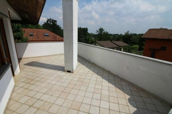 Villa in vendita a Caselette, Villaggio, Con giardino, 415 mq - Foto 7