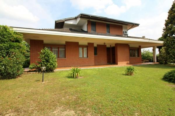 Villa in vendita a Caselette, Villaggio, Con giardino, 415 mq