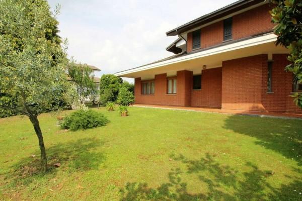Villa in vendita a Caselette, Villaggio, Con giardino, 415 mq - Foto 21