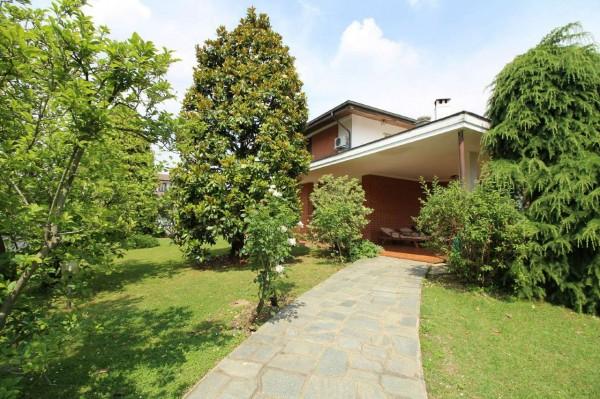 Villa in vendita a Caselette, Villaggio, Con giardino, 415 mq - Foto 23