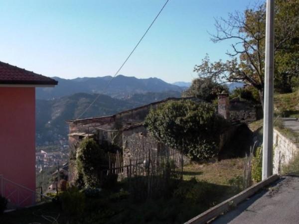 Rustico/Casale in vendita a Cogorno, Periferica, Con giardino, 400 mq - Foto 12