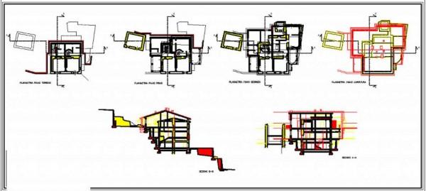 Rustico/Casale in vendita a Cogorno, Periferica, Con giardino, 400 mq - Foto 3