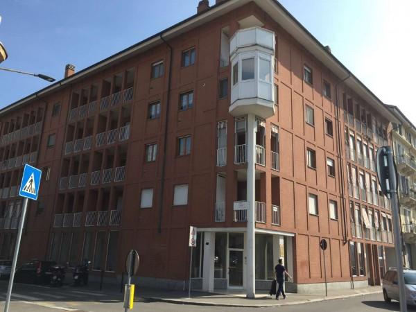 Appartamento in vendita a Torino, Borgo Vittoria, Con giardino, 100 mq - Foto 1