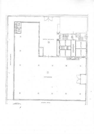 Ufficio in affitto a Torino, Madonna Di Campagna, Con giardino, 1000 mq - Foto 3