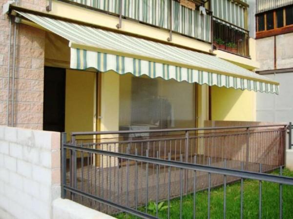 Appartamento in vendita a Torino, Via Lanzo, Con giardino, 145 mq - Foto 17