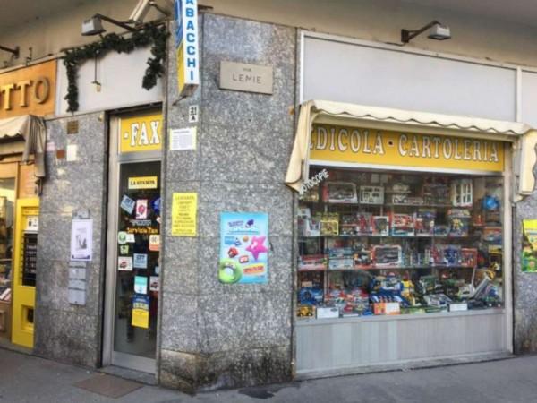 Locale Commerciale  in vendita a Torino, Madonna Di Campagna, 55 mq - Foto 7