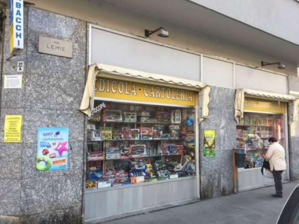 Locale Commerciale  in vendita a Torino, Madonna Di Campagna, 55 mq - Foto 6