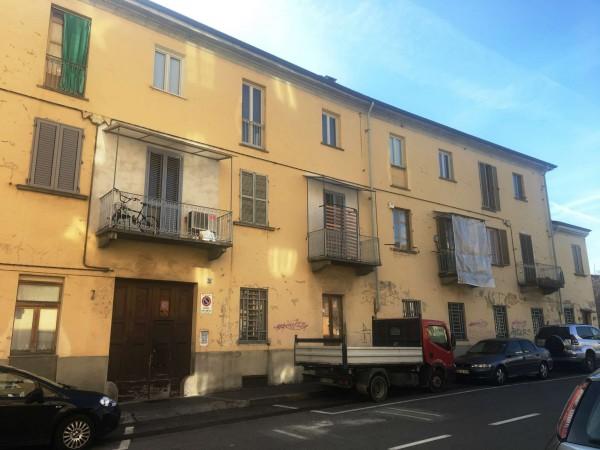 Appartamento in vendita a Torino, Borgo Vittoria, 90 mq