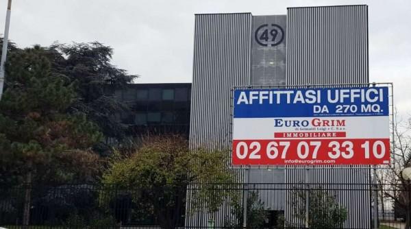 Ufficio in affitto a Trezzano sul Naviglio, 403 mq - Foto 4