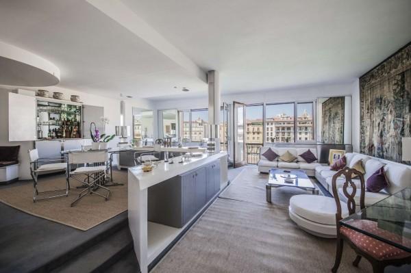 Appartamento in affitto a Firenze, Arredato, 160 mq