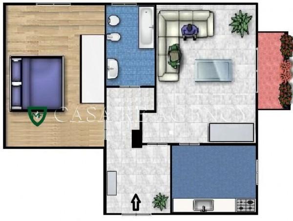 Appartamento in vendita a Varese, Con giardino, 62 mq - Foto 2