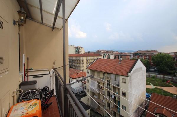 Appartamento in vendita a Torino, Rebaudengo, Arredato, 90 mq - Foto 3