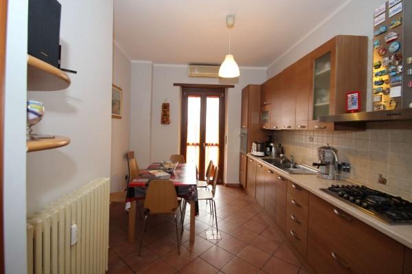 Appartamento in vendita a Torino, Rebaudengo, Arredato, 90 mq